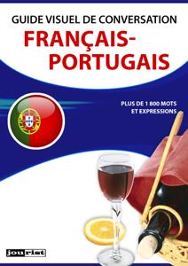 Guide visuel de conversation Français-Portugais La couverture du livre martien
