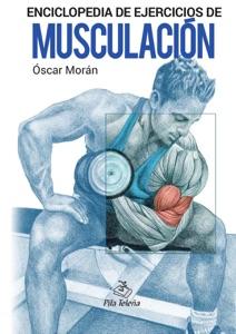 Enciclopedia de Ejercicios de Musculación Book Cover