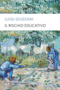Il rischio educativo Libro Cover