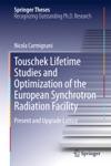 Touschek Lifetime Studies And Optimization Of The European Synchrotron Radiation Facility