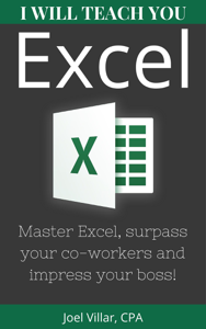 I Will Teach You Excel Book Review