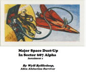 Major Space Dust-Up In Sector 687 Alpha