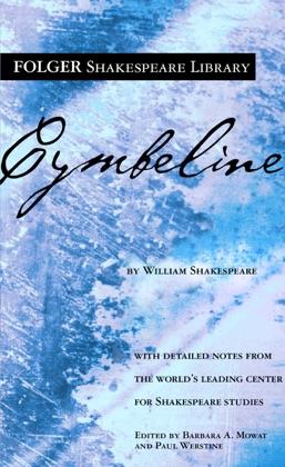 Cymbeline book cover