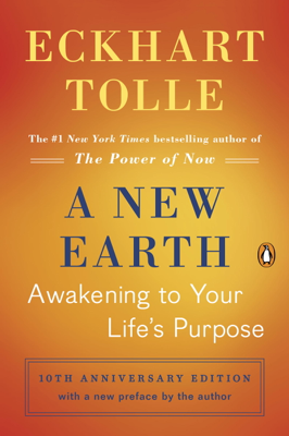 A New Earth (Oprah #61) - Eckhart Tolle book