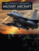 The World's Greatest Military Aircraft Book Cover