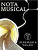 JosemarГa YalГЎn - Nota Musical ilustraciГіn