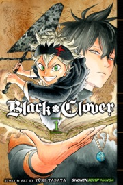 Black Clover Vol 1