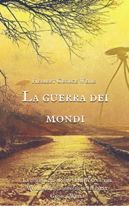 La guerra dei mondi Book Cover