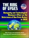 The Ring Of Gyges Anonymity And Technological Advances Effect On The Deterrence Of Non-State Actors In 2035 - Why Groups And Individuals Attack Deterring With Expanded Denial Strategies