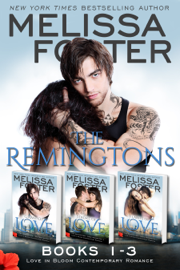 The Remingtons (Books 1-3, Boxed Set) book summary