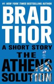 The Athens Solution - Brad Thor by  Brad Thor PDF Download