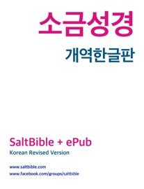 성경전서 개역한글판 ePub