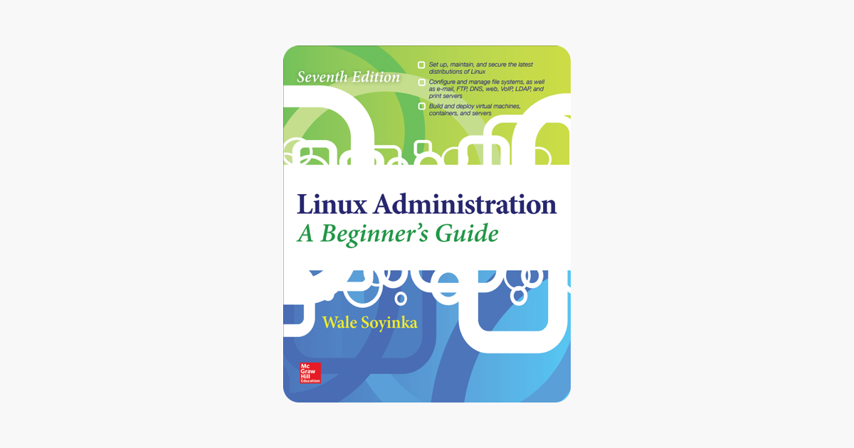‎Linux Administration: A Beginner's Guide, Seventh Edition