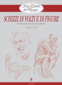 Arte e Tecnica del Disegno - 8 - Schizzi di volti e figure da Giovanni Civardi