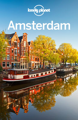 Amsterdam - Lonely Planet book