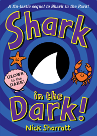 Shark in the Dark book