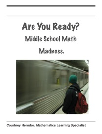 Middle School Math Madness