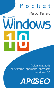 Windows 10 Copertina del libro