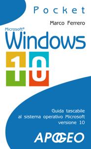 Windows 10 Copertina del libro