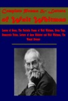 Complete Poems  Letters Of Walt Whitman