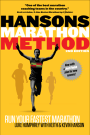 Hansons Marathon Method book