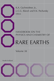 Download and Read Online Handbook on the Physics and Chemistry of Rare Earths (Enhanced Edition)