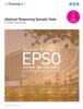Training4EU Publishing Team - 03 Abstract Reasoning Sample Tests - EU EPSO Tests Series artwork