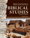 Beginning Biblical Studies Revised Edition
