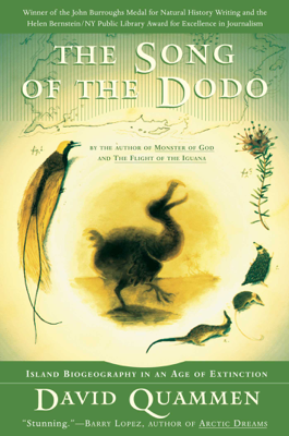 The Song of the Dodo - David Quammen book