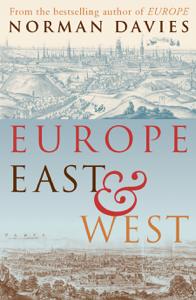 Europe East And West La couverture du livre martien