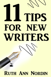 11 Tips For New Writers book