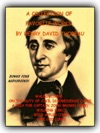 A Collection Of Favorite Works By Henry David Thoreau Deluxe Collectors Edition