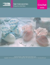 Download and Read Online Tiny Toes Bootie ePattern