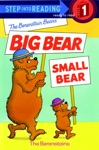 The Berenstain Bears Big Bear Small Bear
