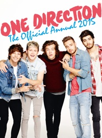 One directionapple music one direction the official annual 2015 voltagebd Gallery