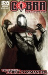 Cobra Annual 2012 - Origin Of Cobra Commander