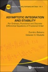 Asymptotic Integration And Stability For Ordinary Functional And Discrete Differential Equations Of Fractional Order