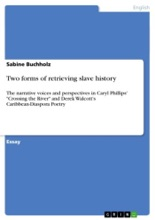 Two Forms Of Retrieving Slave History