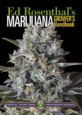 Marijuana Grower's Handbook - Ed Rosenthal book