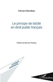Le Principe De La Cit En Droit Public Fran Ais