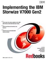 Implementing the IBM Storwize V7000 Gen2