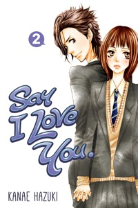 Say I Love You. Volume 2 Book Cover