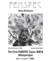 The First FEMSPEC Salon NWSA Albuquerque Femspec Issue 12