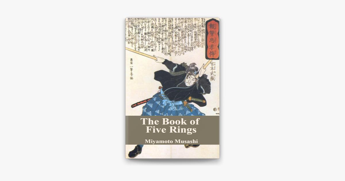 The Book of Five Rings - Musashi Miyamoto