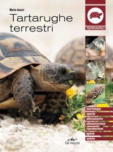 Tartarughe terrestri Book Cover