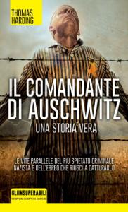 Il comandante di Auschwitz Copertina del libro