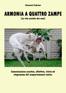 Armonia a quattro zampe Libro Cover