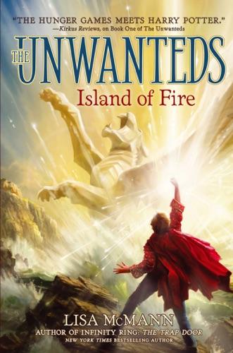 Lisa McMann - Island of Fire