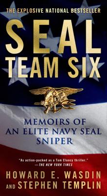 SEAL Team Six - Howard E. Wasdin & Stephen Templin book