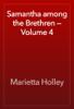 Marietta Holley - Samantha among the Brethren — Volume 4 artwork